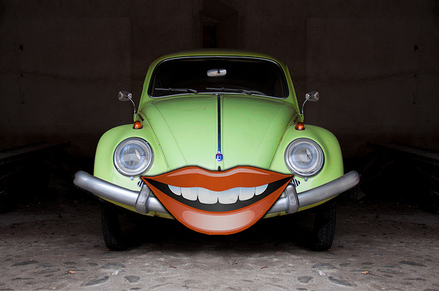 laughing bug